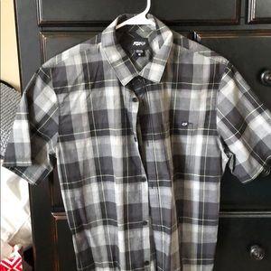 Fox Button Down Shirt